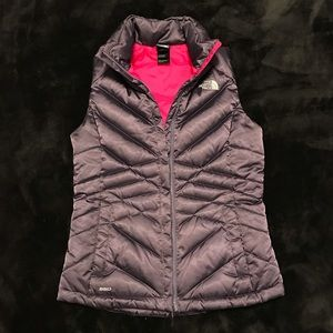 The North Face Purple 660 Vest